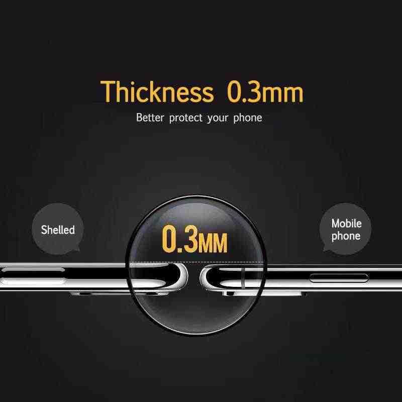 """Mokoemi Fashion Clear TPU Soft Silicone 5.84""""For Huawei P20 Lite Case For Huawei P20 Lite Cell Phone Case Cover"""