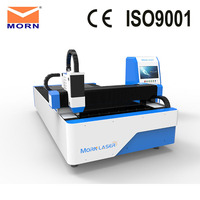 High quality 300W fiber laser metal cutter for sale with 3 years warranty