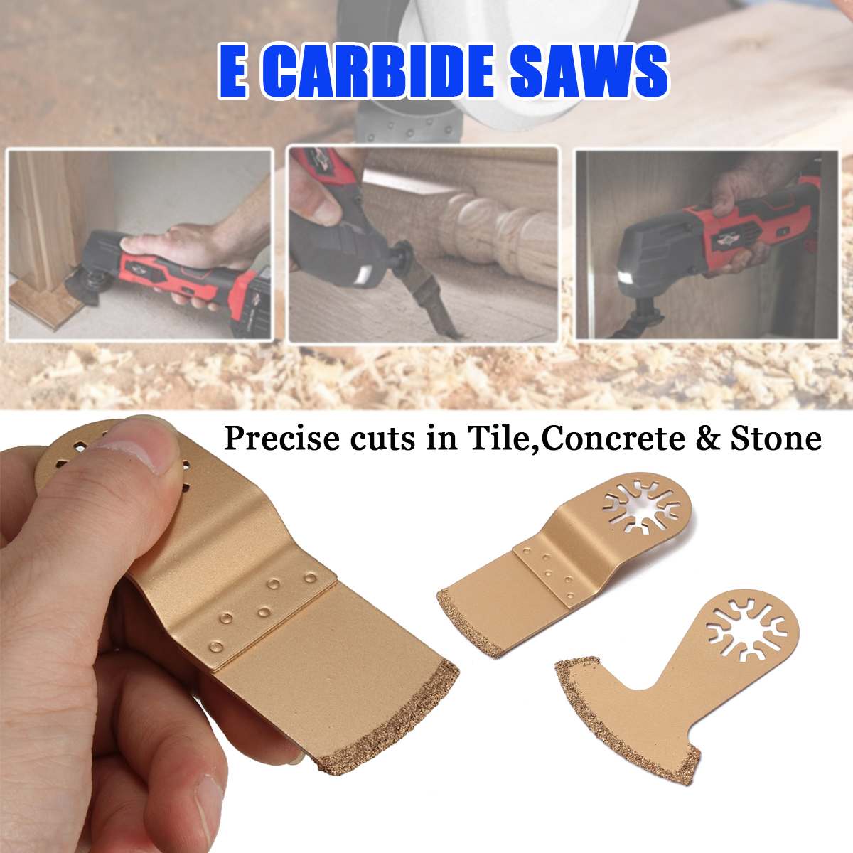 Saw blades Carbide Oscillating Multi-tools Tile Cutter For Fein Tool Cutting
