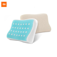 Origianl Xiaomi 8h Gel Infused Pillow With Memory Cotton Foam For Cool Night Sleep Comfortable And Relax
