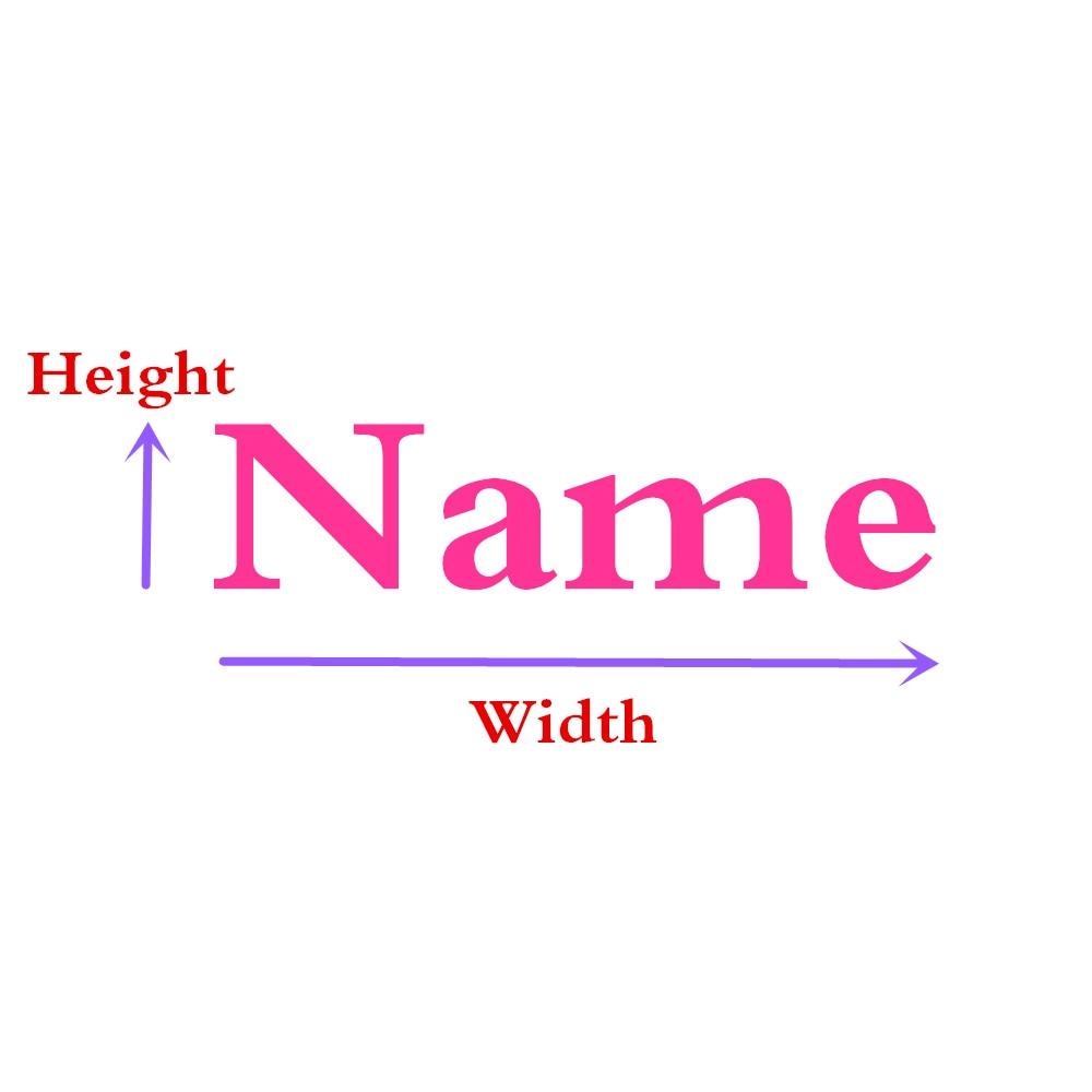 Custom Service 45 names