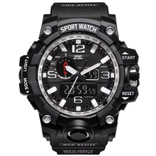 COXRY G Style Shock Watches Men Sport Watch Military Army Mens Digital Watches Analog Automatic Wristwatch LED Clock Male Gifts цена 2017