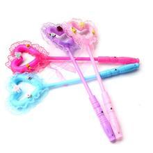 Светящаяся волшебная палочка, волшебная палочка, игрушки, любовь, сердце, принцесса, леденец, флэш-палка, подарок для девочки, светящаяся игрушка, волшебная палочка, есть светодиодный
