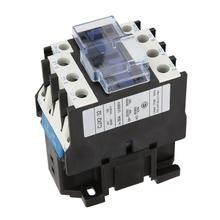 цена на 220V 32A CJX2-3201 High Sensitivity Industrial Electric AC Contactor Silver-Tungsten Alloys