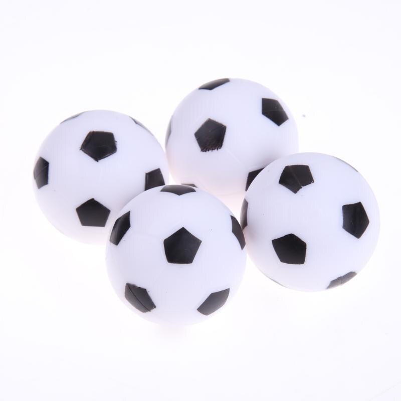 Eerlijk 32mm Tafelvoetbal 4 Stks/partij Bal Duurzaam Tafel Game Ballen Accessoires Voor Kinderen Plezier Voetbal Spelen Speelgoed Kids Outdoor Sport Speelgoed Jaarlijkse Koopjesverkoop