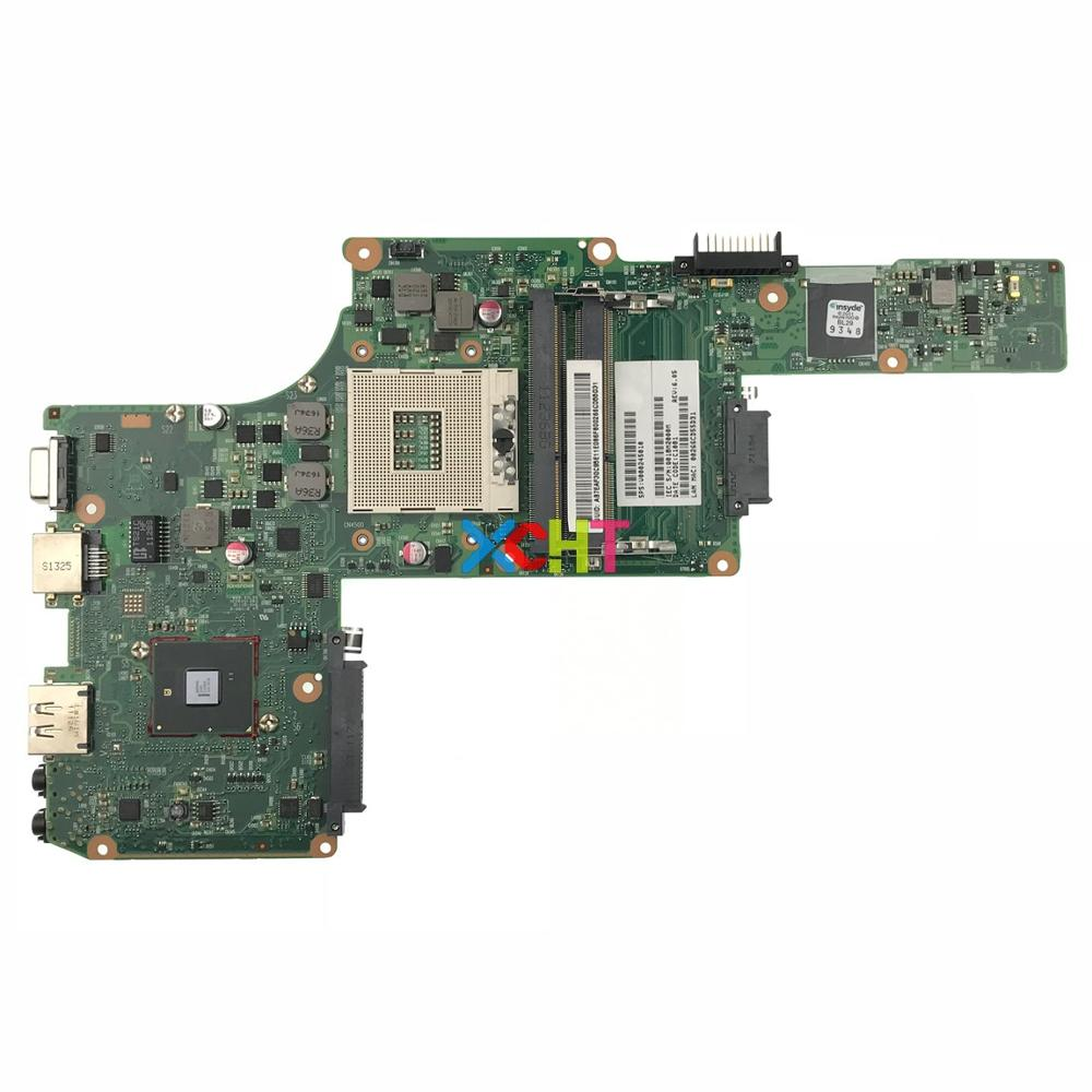 V000245010 6050A2338401-MB-A02 for <font><b>Toshiba</b></font> Satellite L630 <font><b>L635</b></font> Laptop Notebook PC <font><b>Motherboard</b></font> Mainboard Tested image