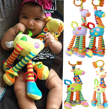 Infant toys 0 6 Months Teether