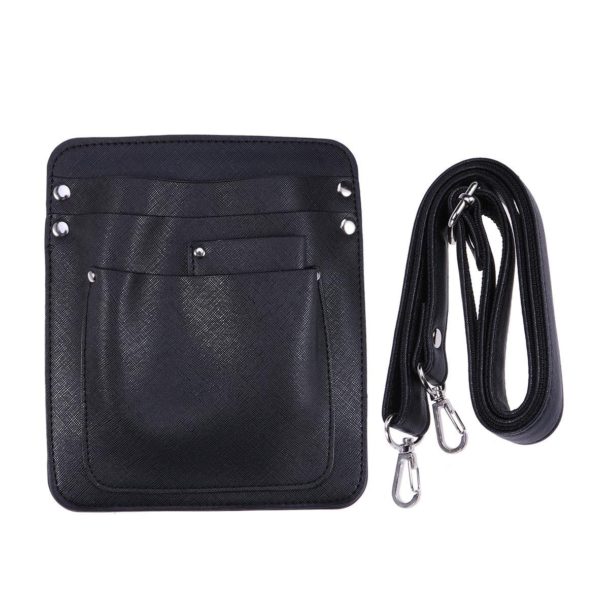 Multi Spalla Pelle Dell'imbracatura In tasca Tools Rivetto Piccolo Disposizione Di Borsa Fiori Sacchetto La Dei Per nero Del qtIqz