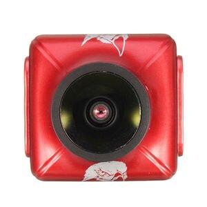 Image 3 - RunCam Eagle 2 Pro Global WDR, OSD Audio 800TVL CMOS FOV 170 градусов 16:9/4:3 переключаемая FPV камера оранжевого и красного цвета для радиоуправляемых дронов