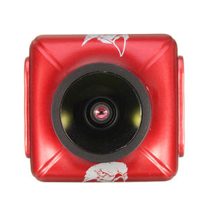 Image 3 - RunCam águila 2 Pro Global WDR OSD Audio 800TVL CMOS FOV 170 grado 16:9/4:3 conmutable FPV Cámara naranja rojo para componentes para drones RC