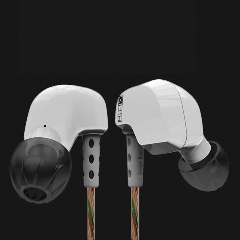Kz Hd9 Hifi Sport In Ear phones In Ear phone For Running Noise Cancel Earphone Sport Earphone in Phone Earphones Headphones from Consumer Electronics