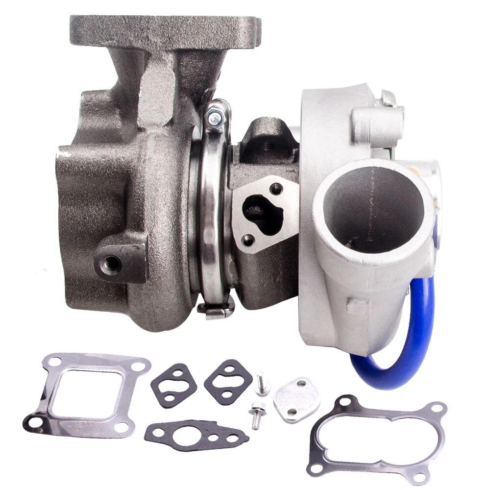 CT20 turbocompresseur pour Toyota HILUX Landcruiser Hiace 4runner 2.4L 17201-54060 17201 54060 Turbine à eau turbolader Équilibré
