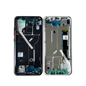 """Image 2 - Ban Đầu Axisinternational 6.21 """"Dành Cho Xiaomi Mi8 Mi 8 Mi8 Supor AMOLED Màn Hình LCD + Bảng Điều Khiển Cảm Ứng Bộ Số Hóa Với khung + Dụng Cụ"""