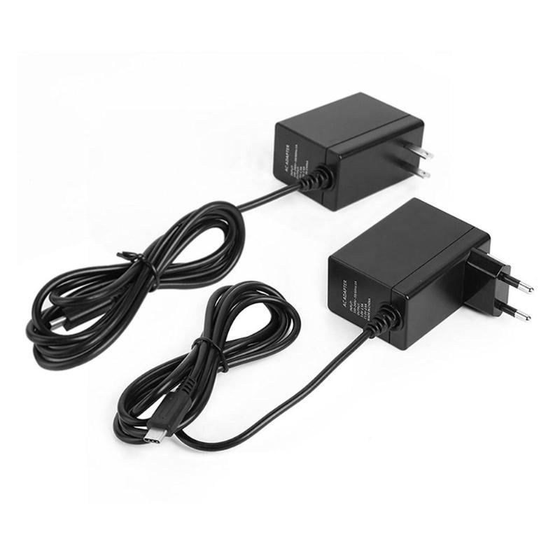 DC5V Wall Adapter Charging Power Supply AC Adapter Charger for Nintend Switch NS Game Console With Type-C Interface