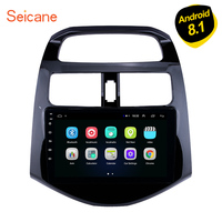 Seicane 9 inch Android 8.1 Car GPS Navigation Auto Stereo Radio Player for 2011 2014 Chevrolet DAEWOO Support DVR Rear Camera