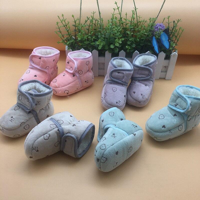 Зимняя детская обувь с хлопковой подкладкой, обувь с хлопковой подкладкой, каждая упаковка B 010
