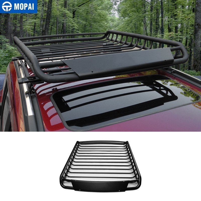 Hospitable Mopai Car Roof Racks For Jeep Compass/renegade/grand Cherokee/cherokee/patriot Car Luggage Carrier For Jcuv Car Accessories Roof Racks & Boxes