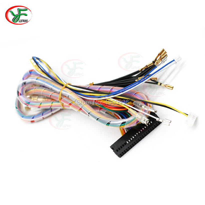 10PIN Harness wires for pandor box console motherboard family TV version game board wire harness