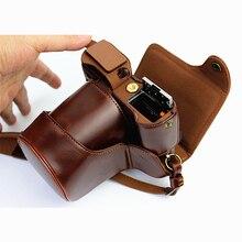 PU Leather Retro Camera Bag Cases Cover Camera Cases for Fujifilm Fuji X-T10 18-55mm 16-50mmII XT20 XT-20 XT30 XT-30 Camera Bags patriot pa 445 t10 x treme