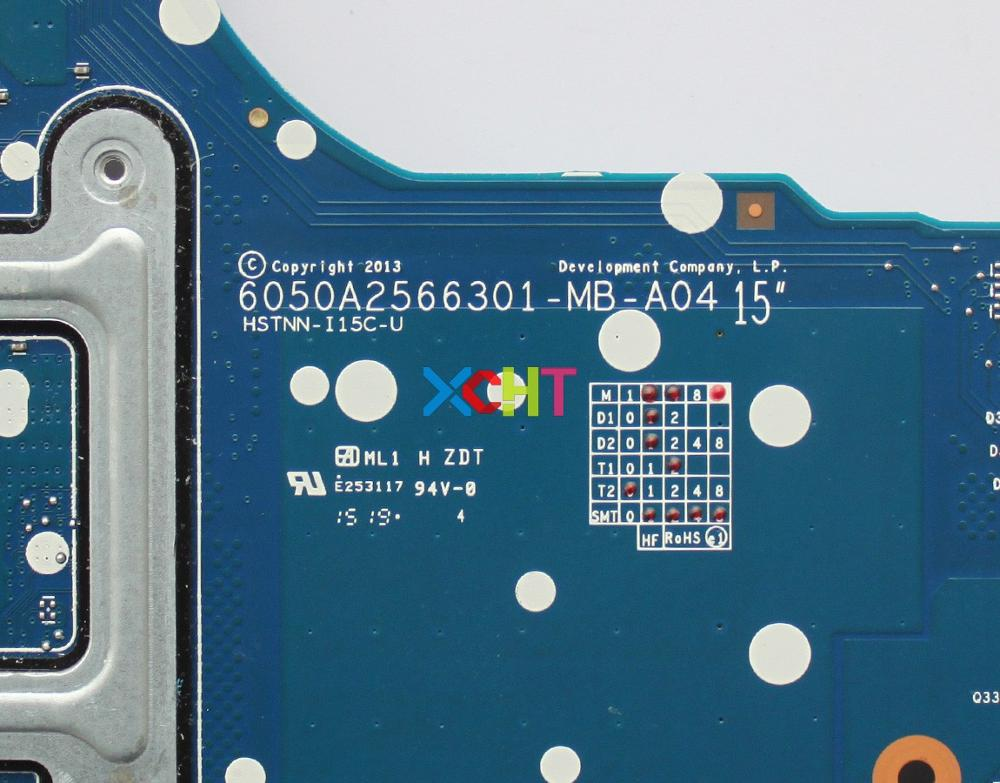 744016 601 744016 501 744016 001 6050A2566301 MB A04 HM87 For HP Probook 650 G1 Series Laptop Motherboard Mainboard Tested