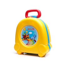 ELEG-детский маленький Туалет для путешествий, детский портативный туалет для путешествий, портативный переносной Туалет на автомобиле