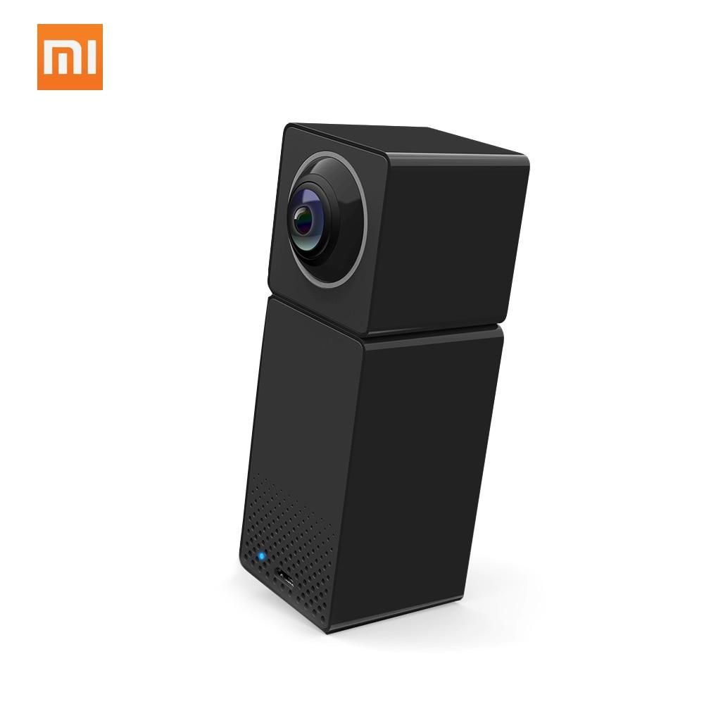 New Xiaomi Hualai Xiaofang 1080P Camera Dual Lens 360 Panoramic Camera View Wifi XiaoFang Dual CMOS
