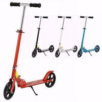 Scooters 2 Wheels Adult Scooter Adjustable Patinete Adulto Foldable Kick Scooter Trottinette Electrique Adulte