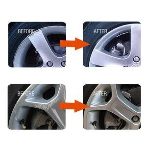 Image 5 - VISBELLA Cerchi In Lega Adesivo di Riparazione Kit di 5 Minuti di Uso Generale Argento Vernice Fix Tool per Bordo di Auto di Dent Scratch Cura accessorio