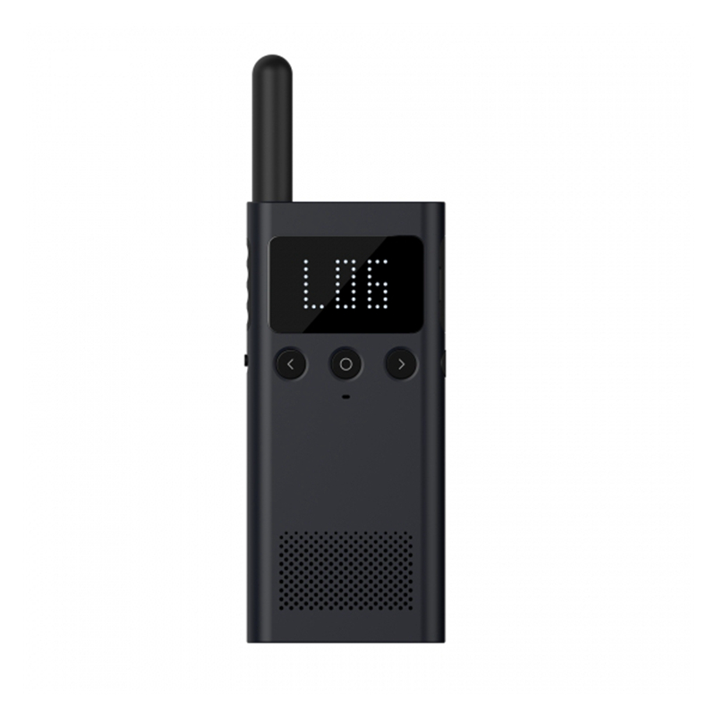 Presale New Xiaomi Mijia Walkie Talkie Interphone 1S Smart Phone APP Location Share FM Radio 5 Days Standby Time USB Charging baofeng uvb2 plus vhf uhf dual band programmable walkie talkie two way radio fm transceiver handheld dual standby interphone with flashlight