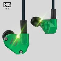 Original KZ ZS6 2DD+2BA Hybrid In Ear Earphone HIFI DJ Monito Running Sport Earphone Earplug Headset Earbud KZ ZS5 Pro Pre sale