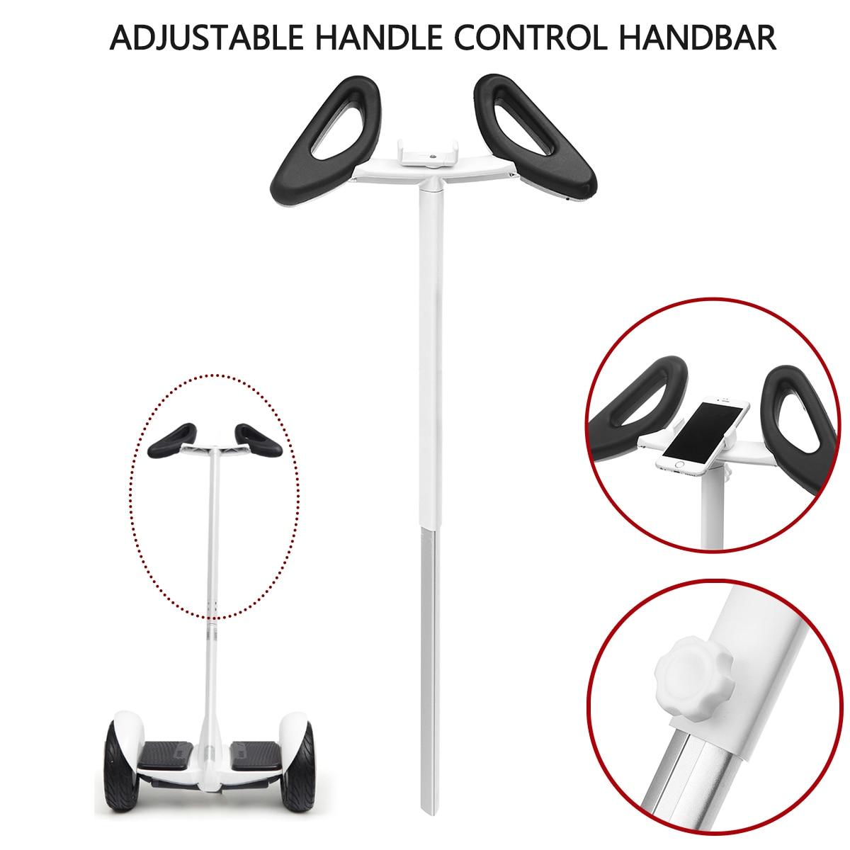 Ajustable Control Barra de mano para Xiaomi Ninebot Mini Plus Scooter de equilibrio Xiaomi Ninebot MiniPLUS accesorios de la VESPA