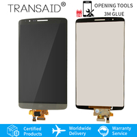 D850 D851 D855 D852 Lcd Display Touchscreen with frame assembly replacement for LG G3 screen