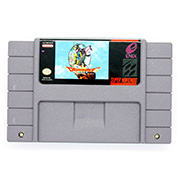 Dragon Quest III game cartridge for ntsc console image