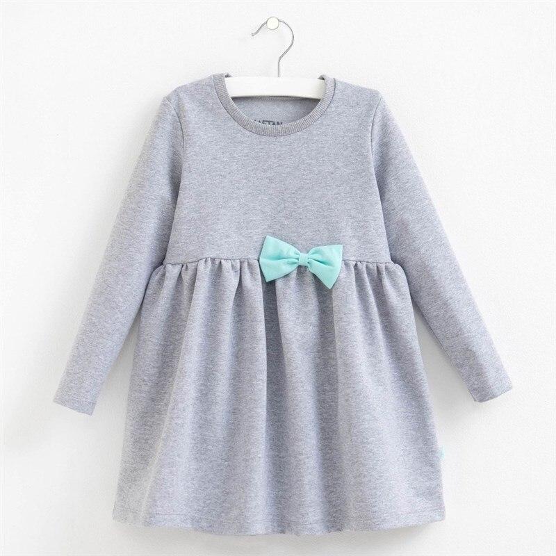 Dress melange 3 6g. 100% cotton baby girl casual dress summer pure cotton 100