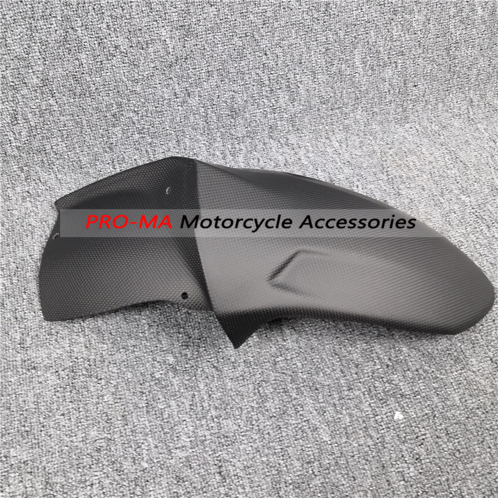 Motorcycle Rear Hugger In Carbon Fiber For MV Agusta F4 2010+, Brutale 920, 990R, 1090RR 2011+ Plain Matte 5-29
