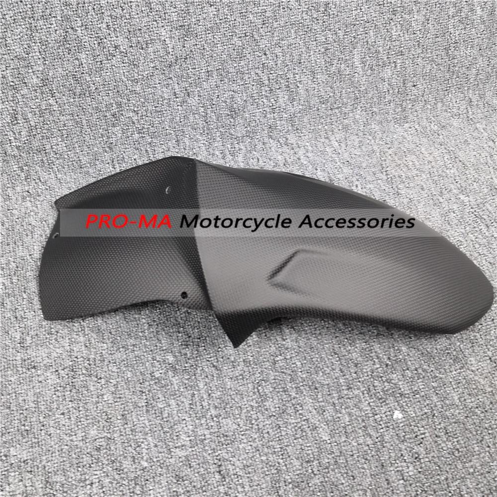 Motorcycle Rear Hugger In Carbon Fiber For MV Agusta F4 2010+, Brutale 920, 990R, 1090RR 2011+ Plain Matte 5-29