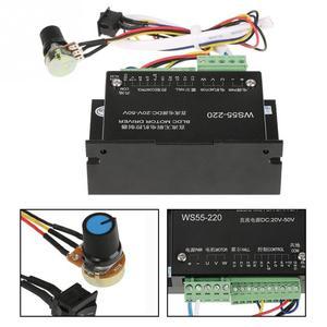 Image 5 - WS55 220 Motor Driver Controller Dc 48V 500W Cnc Borstelloze Spindel Bldc Motor Driver Controller Met Kabel
