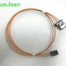 Оптоволоконный кабель для большинства кабелей 80 см для B-M-W A-U-D-I AMP Bluetooth Автомобильный gps автомобильный волоконный кабель для nbt cic 2g 3g 3g