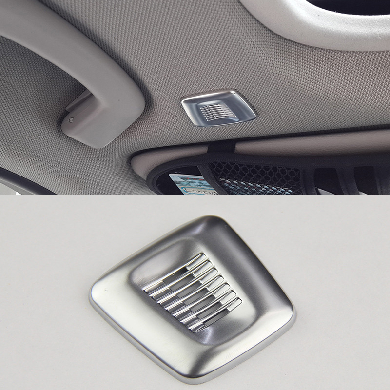4pcs Stainless Steel Chrome Door Handle Cover Trim Strips For 1 3 Series X3 X5 X6 f20 f30 f25 Accessories