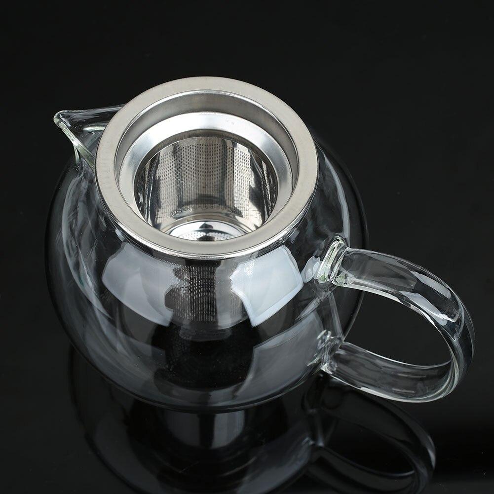 SOLEDI Чай горшок стакан для фруктового сока термостойкие кухонный чайник Кофе фильтр напитки деревянные чашки для чая Посуда для дома