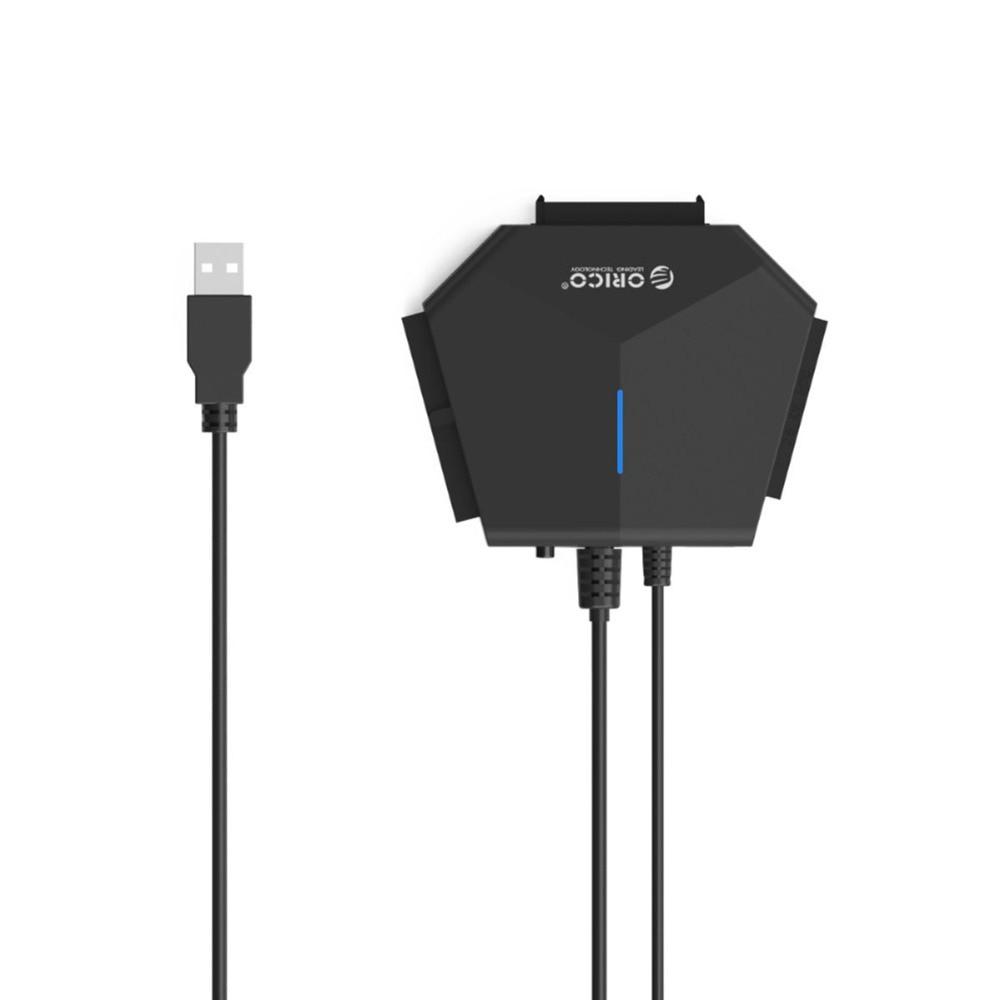 Orico Sata vers Usb 3.0 adaptateur câble vers Sata convertisseur 2.5 3.5 Sata Ide cd-rom dvd-rom adaptateur de disque dur pour Samsung Xiaomi Pa