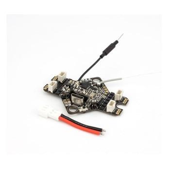 AIO F4 Flight Controller VTX Receiver MATEKF411 for Emax Tinyhawk Support 08025 Brushless Motor OSD HV 450mah Lipo 4in1 3A ESC
