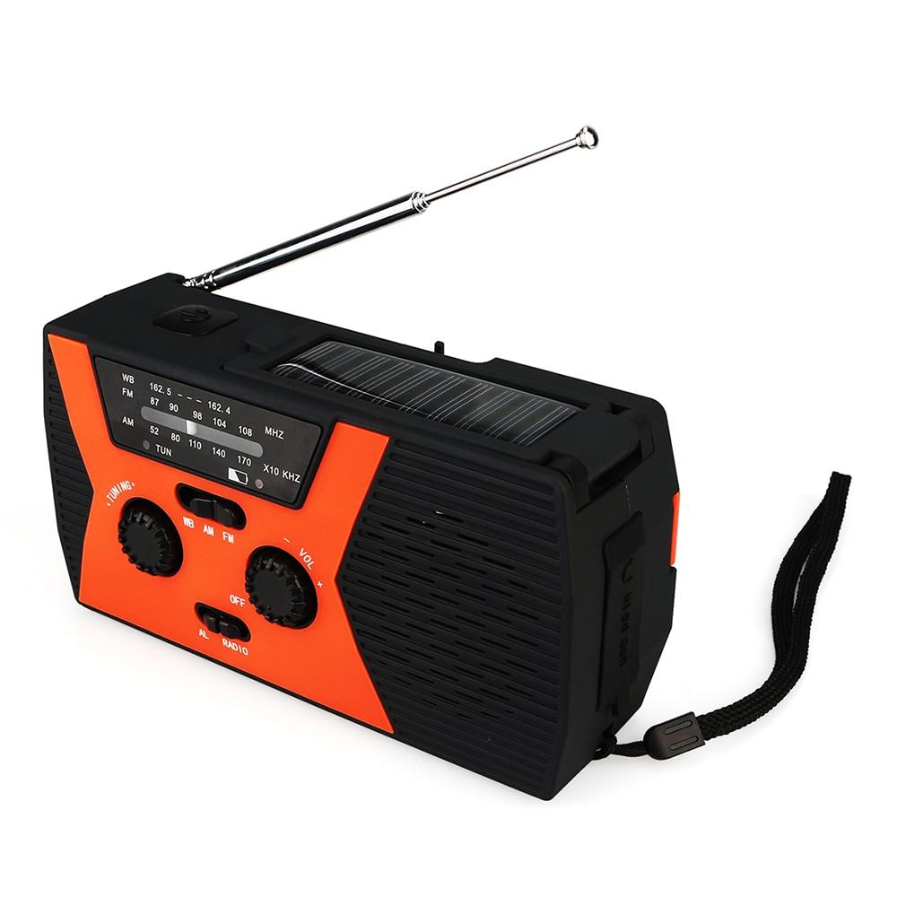 Tragbares Audio & Video Retekess Hr12w Fm/am/wb Digital Radio Im Freien Multi-band Radio Solar Hand-kurbel Notfall Power Bank Sos Alarm Mit Lesen Lampe Rheuma Und ErkäLtung Lindern
