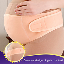 Pregnancy Maternity Abdominal Belly Back Support Strap Belt Brace Band YJS Dropship