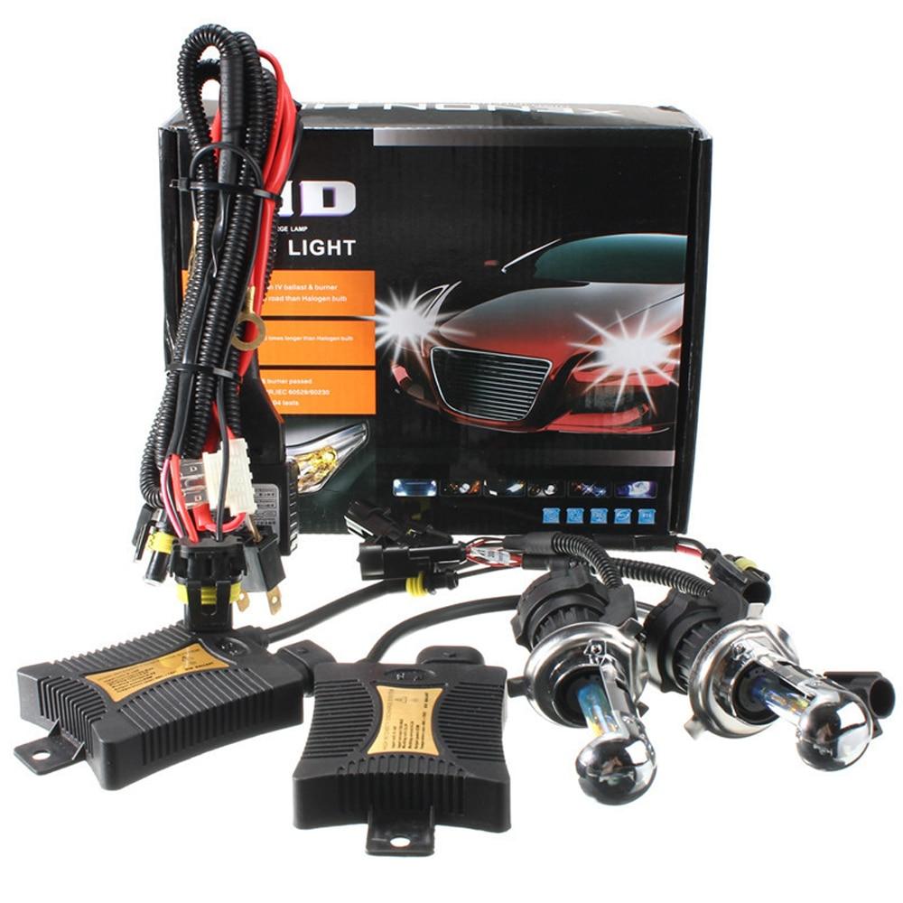 55W 5000K 6000K 12000K HID Bi Xenon High/Low Conversion