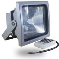 OUTLET Focus LED Multi Color RGB 10 W With Remote control, Body Color Grey