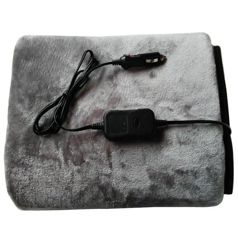Heated Car Blanket Electric Blanket Heated Travel Blanket 12v Heated Blanket