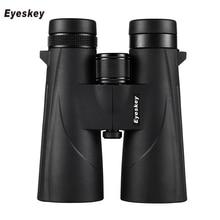 Eyeskey 10x50 Waterproof Binoculars Professional Telescope Bak4 Prism Optics Camping Hunting Scopes High Power #WP600