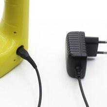 Штепсельная Вилка европейского стандарта, 1,5 м оконный стеклянный пылесос, кабель зарядного устройства для Karcher WV2/50/60/70