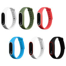 2 Generation Wristband New  Millet Bracelet Contrast Color  Anti-lost Strap Casual Wild Color Bracelet Expression